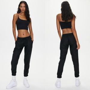 Talula Black Los Feliz Rayon Pants